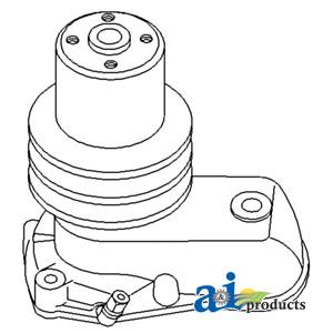 Allis Chalmers Wd45 Gas Engine