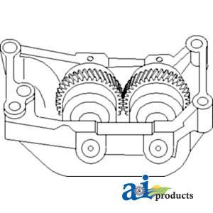 Ford 5900 Parts Diagram