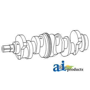 Ford Tractor Turbocharger