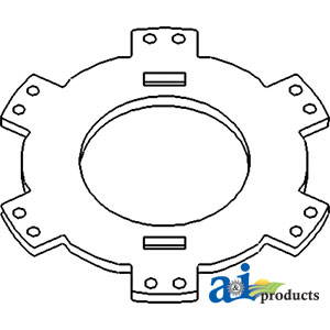 search all ag parts John Deere 230LC plate clutch