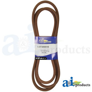 A-07200510 Engine to Deck Belt for Ariens/Gravely Zero-Turn Mowers