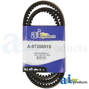 A-07200515 Clutch Drive Belt for Ariens/Gravely Zero-Turn Mowers