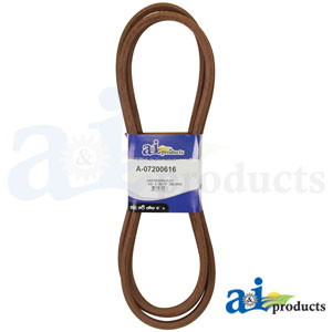 A-07200616 Deck Belt for Ariens/Gravely Zero-Turn Mowers