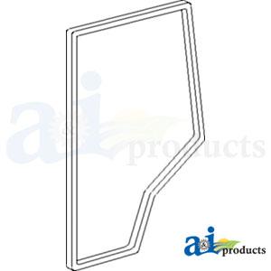 A-109595C1: Case-IH (LH) Door Seal
