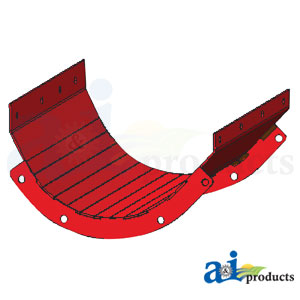 A-1321130C1: Case-IH Grain Elevator Trough