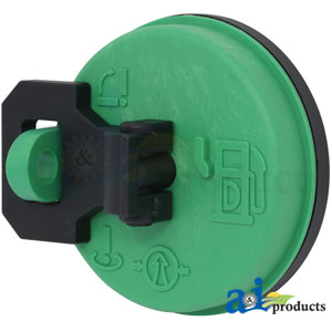 1428828 Lockable Fuel Cap. Fits Caterpillar Equipment.