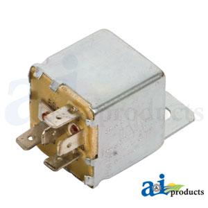 A-1502351C1: Case-IH Relay, 12v