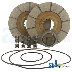 A-1975468C2-KIT: Case-IH Brake Disc Kit