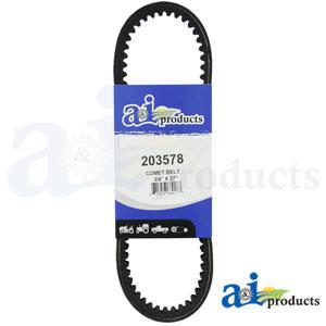 """SunBelt Belt, COMET 866"""" X 42.63"""" Kevlar Part # A-B1203791"""