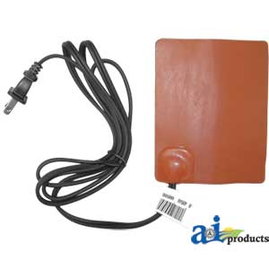 Silicone Pad Heater