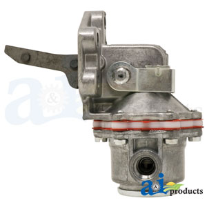 A-354236A1 Fuel Lift Pump. Fits Case-IH Tractors CS68, CS75, CS78, CS86, CS94, CS100