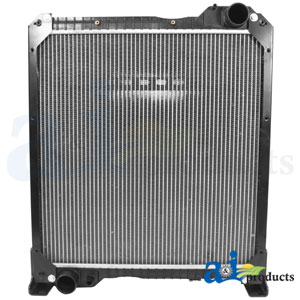A-3780221M4 Radiator for Massey Ferguson Tractors 6497, 6499, 8220