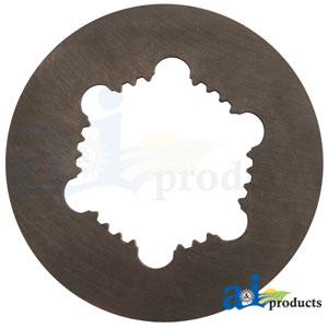 A-47127225: Case-IH Handbrake Disc, Metal
