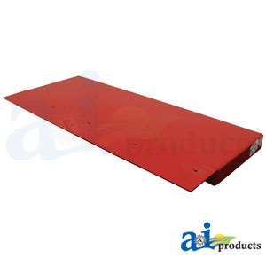 47594973 Rear Feederhouse Floor. Fits Case-IH Combines