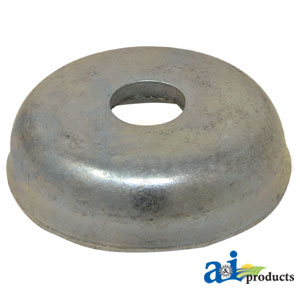 A-526472 Blade Bolt Guard. Fits New Idea Disc Mower 5209, 5212