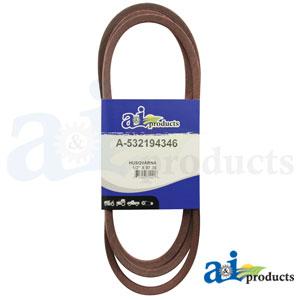A-532194346: Husqvarna Drive Belt