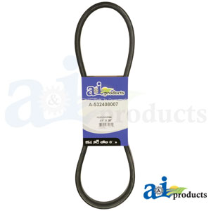A-532408007 Deck Belt for Husqvarna Riding Mowers