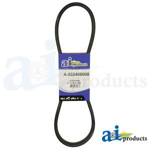 A-532408008: Husqvarna Impeller Drive Belt