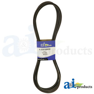 A-539108656: Husqvarna Deck Belt