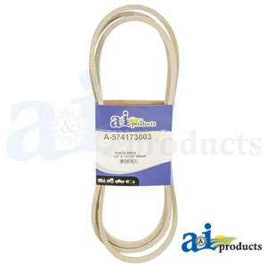 A-574173003 Deck Belt for Husqvarna Zero-Turn Mowers