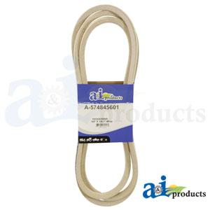A-574845601 Deck Belt for Husqvarna Riding Mowers