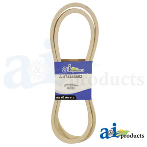 A-574845602 Deck Belt for Husqvarna Riding Mowers