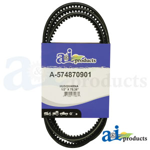 A-574870901: Husqvarna Drive Belt