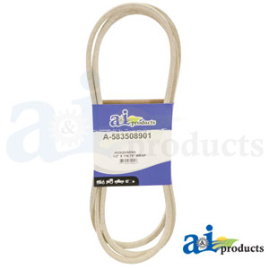 A-583508901 Deck Belt for Husqvarna Riding Mowers