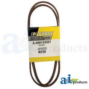 586124201 Drive Belt