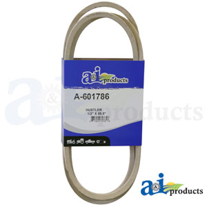 A-601786 Deck Belt. Fits Hustler Zero-Turn Mowers