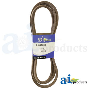 A-601788 Deck Belt. Fits Hustler Zero-Turn Mowers