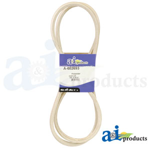 A-602693 Deck Belt. Fits Hustler Zero-Turn Mowers