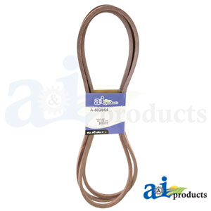 A-602854 Deck Belt. Fits Hustler Zero-Turn Mowers