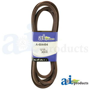 A-604494 Deck Belt. Fits Hustler Zero-Turn Mowers