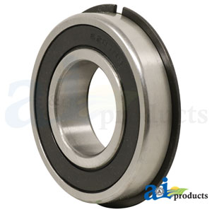 A-6207-2RSNR-I 6200 Series Flat Edge Ball Bearing