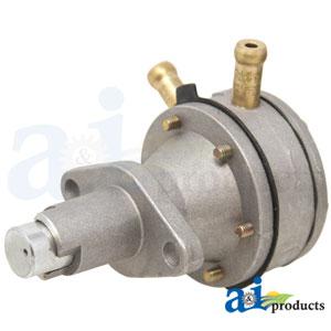 6598121 Fuel Lift Transfer Pump. Replaces: 6599008, 6666850, 6564223, 6630183