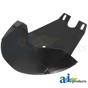 A-700162101 Disc Mower Rock Guard. Fits Massey Ferguson Mower Conditioners 1326, 1327, 1328, 1329, 1330, 1359