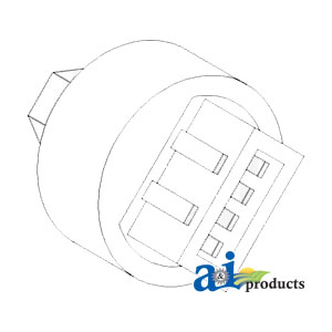 A-82019426 Pressure Switch Ford / New Holland | AllPartsStore
