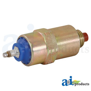 A-83981012: Fuel Solenoid Valve for Case-IH Tractor 1896, 2096, 5130, 5230