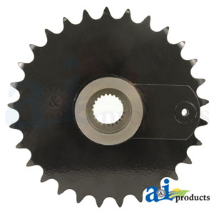 A-84244813: CNH Rotor Cutter Driven Sprocket