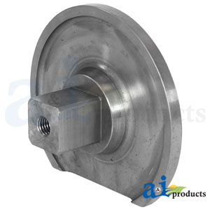 A-86553395: Sledge Follower Roller Support for Case-IH Round Balers