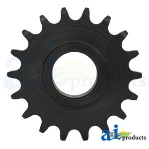 A-87041952: Plastic Idler Sprocket