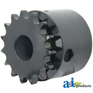 A-87654402: CNH Pickup Overrunning Clutch Sprocket