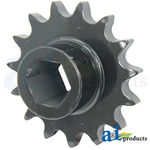 A-87660324: CNH Stuffer Feeder Fixed Roll Drive Sprocket