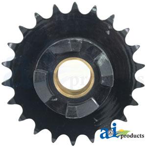 A-87660578: CNH Hydraulic Rotor Cutter Reverse Sprocket