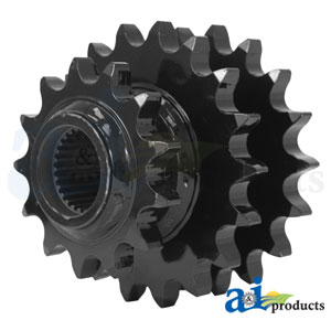 A-87664054: CNH Triple Drive Stuffer Feeder Sprocket
