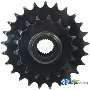 A-87664058: CNH Double Drive Stuffer Feeder Sprocket
