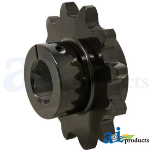 87665225 Upper Shaft Feederhouse Sprocket