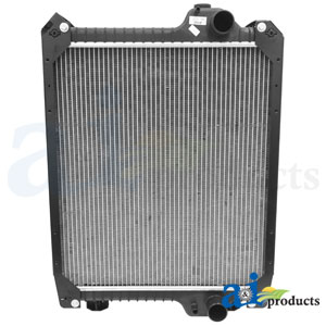 A-87737098: Radiator for Case-IH PUMA 140, PUMA 155