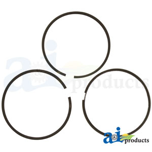 A-87802459: Ford/New Holland Piston Ring Set